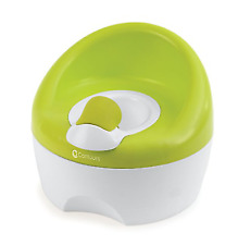 Contours Bravo 3 in 1 Potty Chair Lime Baby Training Toddler Toilet Children