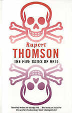 The Five Gates of Hell by Rupert Thomson (Paperback, 1998)-9780747536932-G010