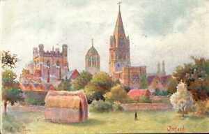 [54747] 'A. C. Payne' Oxford Oxfordshire early postcard