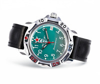 WATCH Men's VOSTOK KOMANDIRSKIE # 811307 NEW