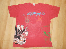 tee shirt,haut ED HARDY BY CHRISTIAN AUDIGIER taille L