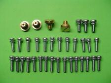 Kawasaki Z650 B C SR Z 650 Vergaser Schrauben Satz VM 24