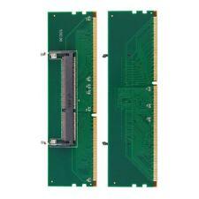 DDR3 Laptop SO-DIMM to Desktop DIMM Memory RAM Adapter 204Pin To 240Pin Card
