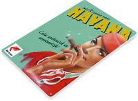 TIN SIGN Martinair Cuban Cigar Havana Tobacco Smoke Shop Bar Sign A119