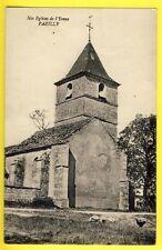 CPA RARE France 89 - PASILLY (Yonne) ÉGLISE SAINT AUBAIN