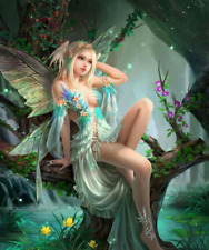 Full DIY 5D Diamond Embroidery Diamond Painting Fairy
