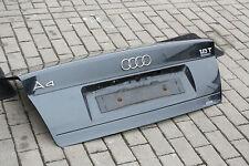 KOFFERRAUM - HECKKLAPPE LZ9U PERLEFFEKT SCHWARZ METALLIC Audi A4 B5 8D LIMOUSINE