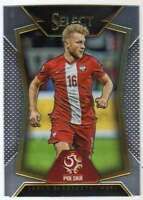 2015-16 Panini Select Soccer #79 Jakub Blaszczykowski Poland
