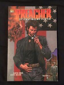 Preacher Book 3 Proud Americans Vertigo TPB
