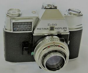 KODAK Retina Reflex IV - Xenar 50 / 2,8