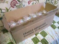 NIB! CASE OF 24 COORS & COORS LIGHT ORNAMENTS! CHRISTMAS BEER BANQUET! SIGN TREE