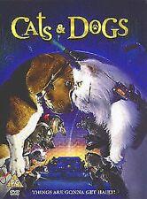 GATOS Y PERROS dvd nuevo DVD (1000085405)