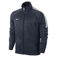 New Men's Nike Tracksuit Track Jacket Coat - Black, Navy & Blue