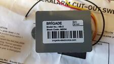 Brigade reverse/back up alarm beeper night time cut-out/cut-off switch for truck