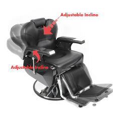 Panana Fauteuil de Barbier Coiffeur Hydraulique Inclinable Barber Reclinable