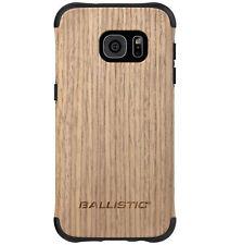 Ballistic Samsung Galaxy S7 - Black/White Ash Wood Urbanite Select Series Case