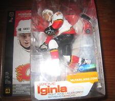 Mcfarlane NHL 4 Jarome Iginla Flames  Ausverkauft OVP !