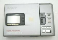 Sony Walkman Mz-R30 Mega Bass Portable MiniDisc Recorder | Parts/Repair