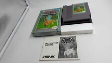 Jeu Nintendo NES Ikari Warriors complet