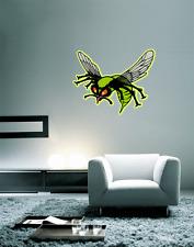 """Green Hornet Wall Decal Large Vinyl Sticker 25"""" x 20"""""""