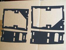 range rover classic 2 door rear lamp gasket set  no fog light AL 2A/B