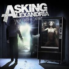 From Death to Destiny by Asking Alexandria (CD, Aug-2013, Sumerian Records)