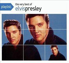 Playlist: The Very Best of Elvis Presley [Digipak] by Elvis Presley CD 14 Songs