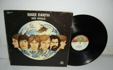 RARE EARTH One World Vinyl LP Germany Pressing I Just Want To Celebrate