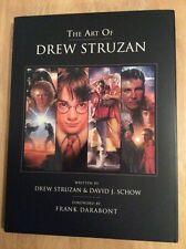 The Art of Drew Struzan by Drew Struzan - SIGNED x2 David J. Schow + Pic