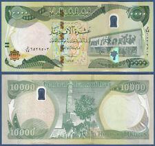 IRAK / IRAQ  10.000 Dinars 2015 UNC  P.101 b