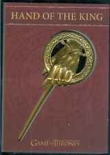 GAME OF THRONES SEASON 4 HAND OF THE KING PIN!!!
