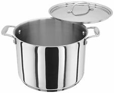 Stellar 7000 Stockpot 24cm Stainless Steel Induction Dishwasher & Oven Safe