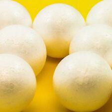 Paquete De 10 bolas/esferas de poliestireno - 70mm/certero