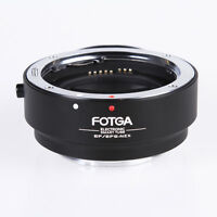 Auto Focus Electronic AF Canon EOS EF EF-S Lens To Sony NEX E Mount Adapter Ring