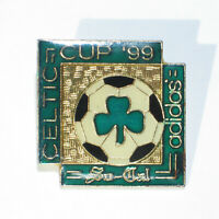 Adidas Celtic Cup So. Cal '99 1999 Pinback soccer lapel Button