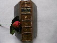 MONTREUIL ( MATHIEU DE ) LES OEUVRES DE Mr  de MONTREUIL 1666 ( EDITION ORIGINA