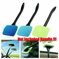 Microfiber Car Auto Wiper Windshield Cleaning Glass Window Cleaner Brush Tool UK