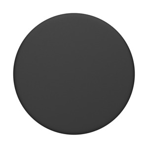 Genuine PopSockets PopGrip (2nd Generation): Swappable Grip - BLACK - POPSOCKET