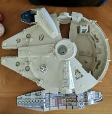 Vintage Star Wars Millennium Falcon 1979 Ship body shell NICE