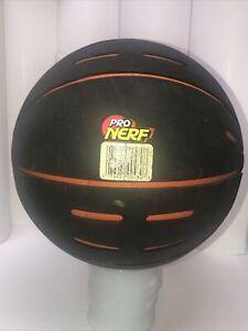 Vintage 1992 Kenner Pro Nerf Basketball Red Black Rare HTF