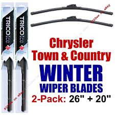 2008+ Chrysler Town & Country WINTER Wipers 2-Pk Winter Blades - 35260/35200