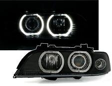 5er BMW E39 Angel Eyes Scheinwerfer Set von DEPO weiße LEDs XENON D2S VFL