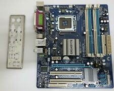 Gigabyte GA-G41M-Combo (rev. 1.3) LGA 775 DDR2 DDR3 UP TO 8GB RAM inc I/O SHIELD