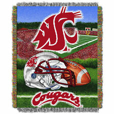 buy online e5411 c81c0 Washington State Cougars NCAA Blankets