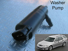 Front Windscreen Washer Pump SAAB 9-5/9.5 Estate 1998 through to 2005