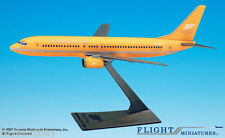 Flight Miniatures Sterling European Airlines Boeing 737-800 1:200 Scale Yellow