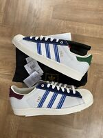 Adidas End Superstar 80s Alternative Luxury Uk Size 10.5 Boxed New FX0586