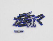 Neues Angebot1:87 Herpa EM6011 20x WLB für PKW blau silber Feuerwehr NEU für Umbau Eigenbau