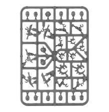 40k Genestealer Cult Neophyte Hybrid Upgrade Bits Sprue