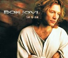 BON JOVI Lie To Me CD Single Mercury 1995